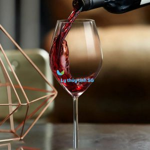 bán ly thuỷ tinh Sante Red Wine 420ml