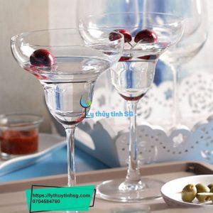 ly thuỷ tinh rượu vang madison margarita 345ml